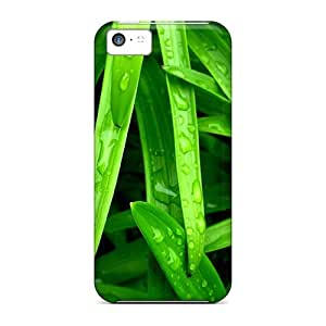 Iphone5c iphone 5c Style cell phone covers skin Durability water And Leaves