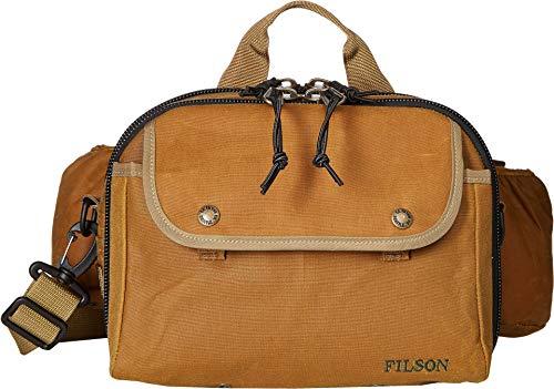 Filson Unisex Fishing Pack Dark Tan One Size ()