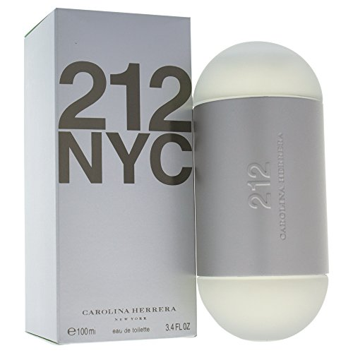 Carolina Herrera 212 Eau De Toilette Spray For Women  3 4 Fluid Ounce