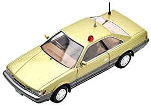 "Tomica Limited Vintage Neo dangerous criminal 05 Nissan Leopard (gold) Theater version of ""once again dangerous criminal"" finished product"