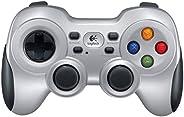Logitech - F710 - Control Inalámbrico para Juegos de PC - Blanco