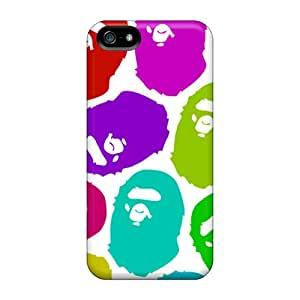 Top Quality Protection Bape Case Cover For Iphone 5/5s
