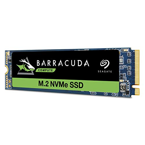 Seagate Barracuda 510 1TB SSD Internal Solid State Drive - PCIe Nvme 3D TLC NAND for Gaming PC...