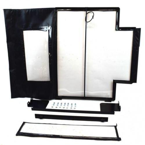 - All Weather Enclosure Replacement Door Skid Steer Loaders L160 L170 L175 L180 L185 New Holland L185 L160 L190 L175 L180 LX665 LS190 LX865 LS160 LS170 L170 LS180 LX565 LX885