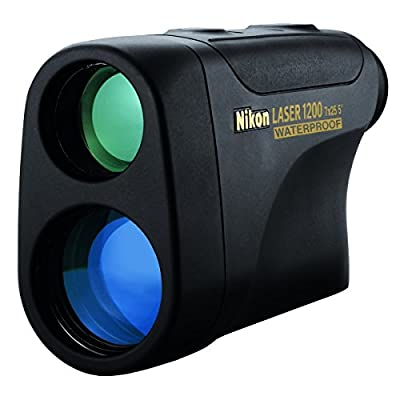 Nikon Monarch Gold Laser 1200 Rangefinder by Nikon Sport Optics
