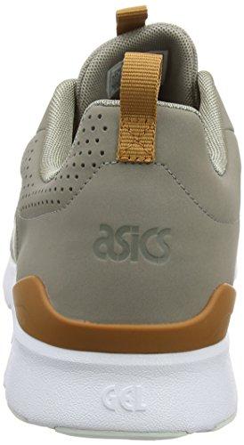 Asics Coureur Hommes Chaussures roche Gel 9191 Course Lunaire Lyte Roche Gris Lunaire rZxra1