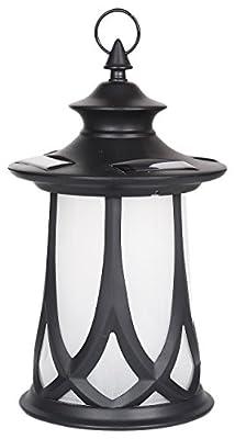 Luma Light WH096 Round Lantern Solar Light