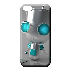 MMZ DIY PHONE CASEipod touch 5 High Shockproof pictures phone carrying cases invader zim gir 3d