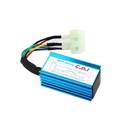 6-pin Ac Infinite Speed Modified Encendedor de Alto Rendimiento Atv 50CC 125CC 150CC Encendido GY6