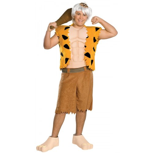 [Bamm-Bamm Costume - X-Large - Chest Size 50] (The Flintstones Halloween)