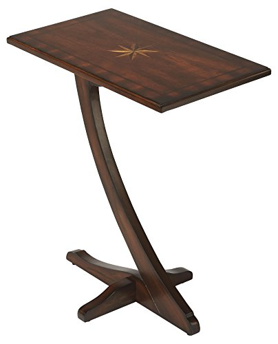 Butler Specialty Company 2202024 Accent Table Crawford Plantation, Cherry by Butler Specialty Company