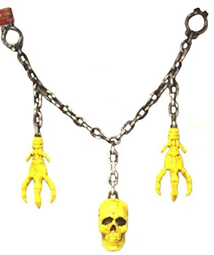 Amazon.com: Esqueleto Cadena y grilletes: Clothing