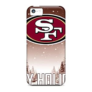 Special Design Back San Francisco 49ers Phone Cases Covers For Iphone 5c Black Friday