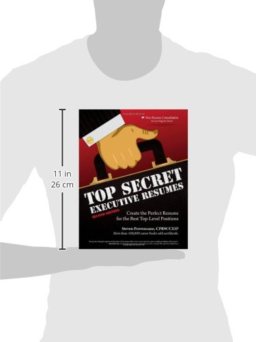 top secret executive resumes create the perfect resume for the best
