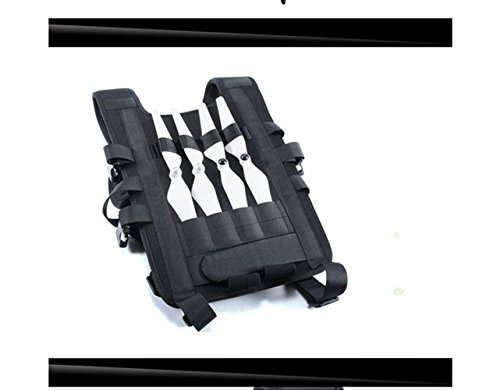 Junsi Tracolla Cintura Zaino per DJI Phantom 123Vision Inspire Controller
