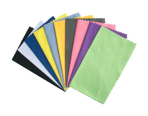 Microfiber Electronics Cleaning Cloth - 9