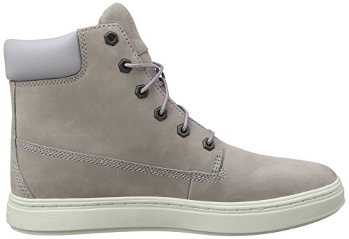 Gris gull Londyn Timberland Nubuck N99 Classiques Femme Grey Bottes nXZzOZ