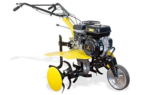 Garland Mule -1162 NRQG-V16- motoazada de 208 cc., motor 4 tiempos, anchura de trabajo 80cm: Amazon.es: Jardín