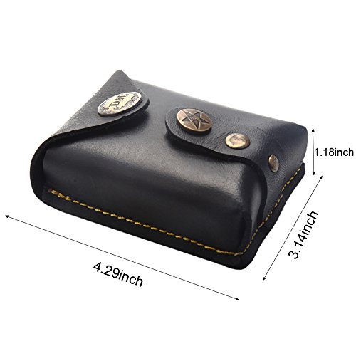 CyberDyer-Genuine-Leather-Magnet-Ammo-Pouch-For-Slingshot-Stainless-Steel-Bag-Case