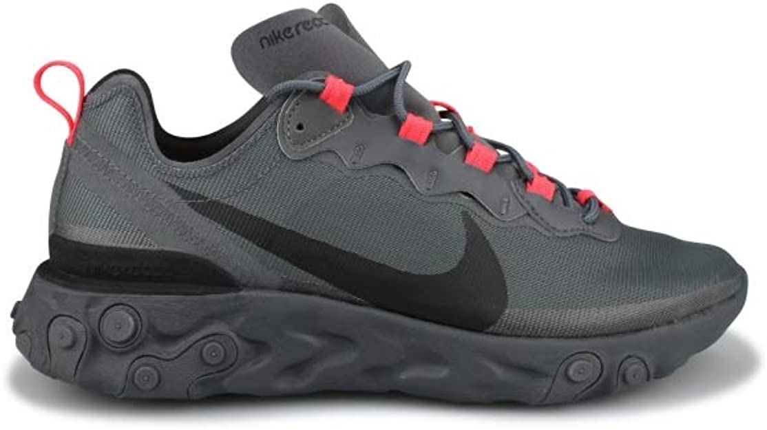 Nike React Element 55 Gris Cq4809 001: : Chaussures