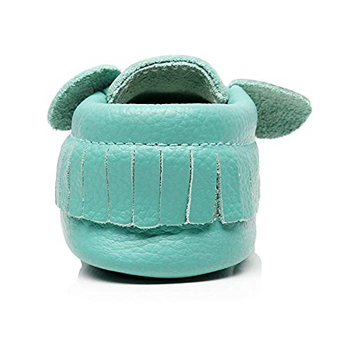 Soft Leather Babe Shoes Slippers for Toddler First Walkers Bebila Cartoon Baby Girls Boys Moccasins