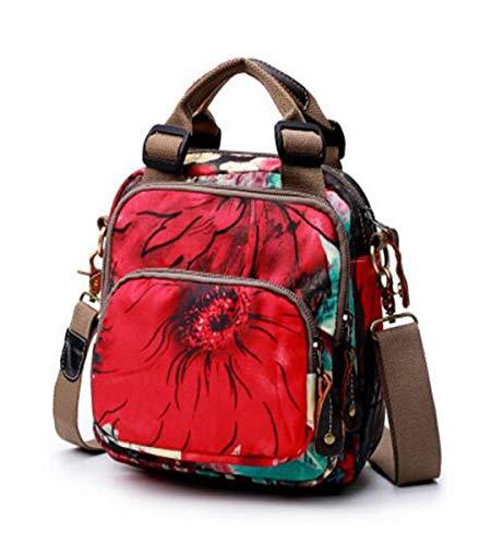 10 Ms LXopr 6 E fabric 4 Oxford 3 9 9 backpack woven handbag backpack inch qfYgPq