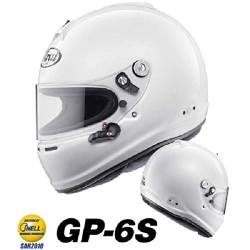 Arai GP-6S White L 59-60cm