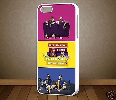 Canal 4gogglebox Steph et Dom compatible avec iPhone Housse étui (Noir iPhone 6S Plus)