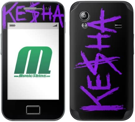 MusicSkins MS-KESH20314 Smartphone Negro, Púrpura vinilo para ...