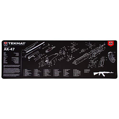 TekMat Ultra Gun Cleaning Mat for use with AK-47 (Best Accessories For Ak 47)