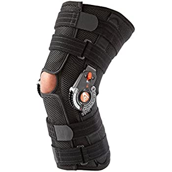 b278c84b89 Amazon.com: Breg ShortRunner Knee w/Adjustable Horseshoe (Medium ...