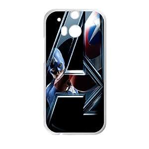 Order Case Captain America For HTC One M8 U3P122216