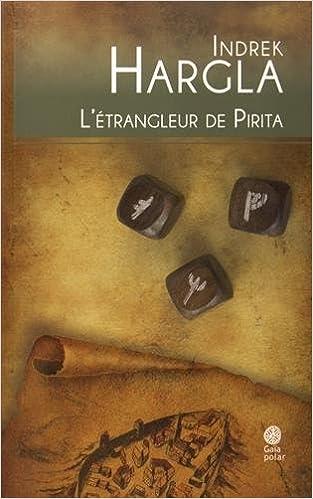 Indrek Hargla (2016) - L'étrangleur de Pirita