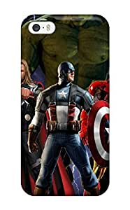 Fashionable VAxZqbY5497xNcWr For SamSung Galaxy S4 Phone Case Cover The Avengers 10 Protective Case(3D PC Soft Case)