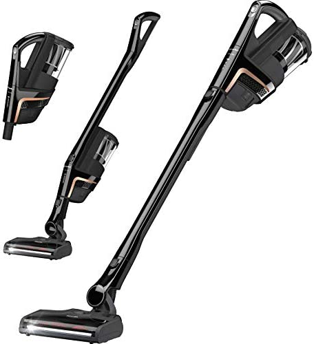 Miele Triflex HX1 Cat & Dog Battery Powered Bagless Stick Vacuum, Obsidian Black
