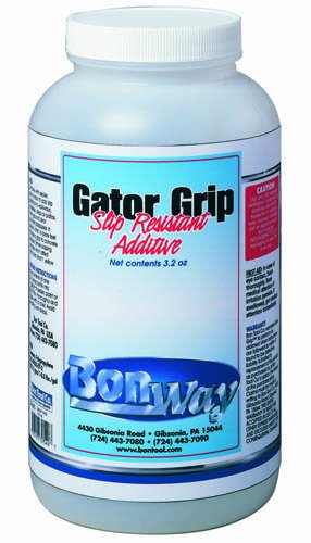 BonWay 32-541 Gator Grip Slip Resistant Additive for 5 Gallons (Patio Sealers)