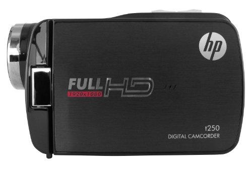 HP HP-T250 16MP Digital Camera with 3-Inch LCD Screen (Black) ()