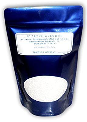 Cetyl Alcohol 16 Oz from SpirZon llc