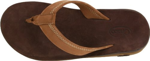 Chaco - Flippin Chill Nutmeg - Couleur: Marron - Pointure: 43.0