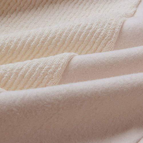 Glamorous Autunno Donna Giacca A Casual Monocromo Lunga Outerwear Invernali Maglia Vintage Beige Cappotto Cardigan Eleganti Moda Irregolare Maglia Semplice A Manica Cappotto Festiva fPxqpndw