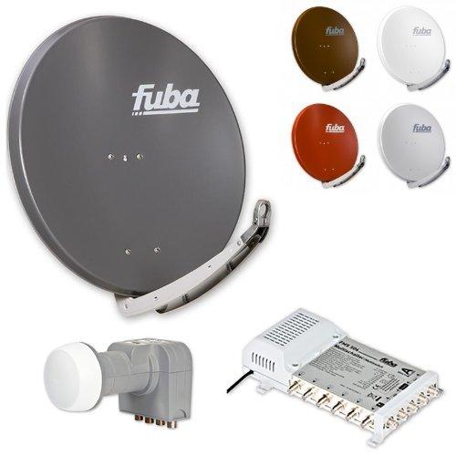 Fuba DAA 850 HD Komplettpaket