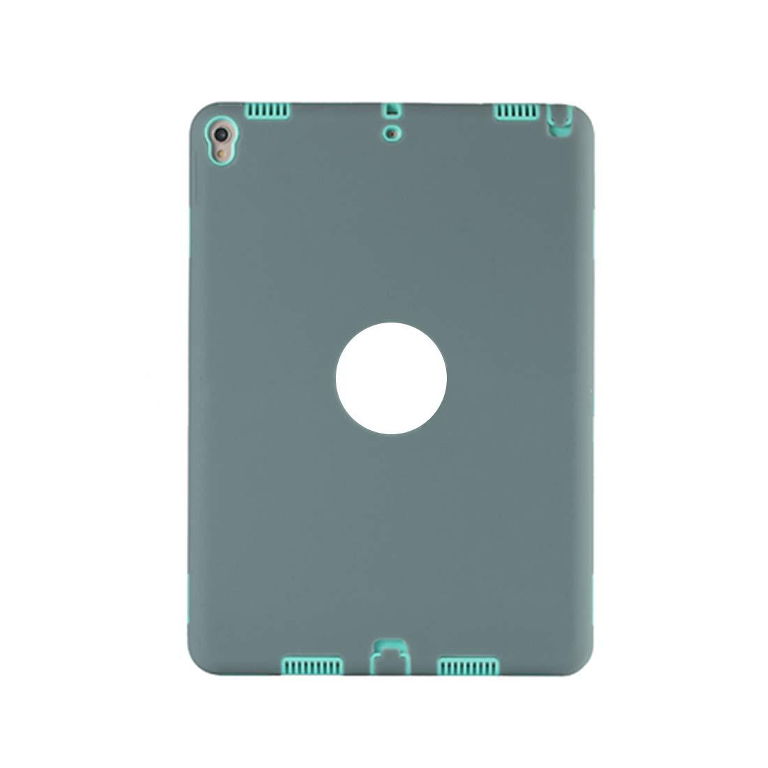人気商品 MATCHANT iPad 234 ケース Ipad234 ケース スリム 耐衝撃 シリコン 保護ケース B07L5FX18K カバー 9.7- ネイビーブルー/グリーン/レッド Ipad234 グレー MATCHANT Ipad234 グレー B07L5FX18K, 大佐町:e7da38cb --- a0267596.xsph.ru