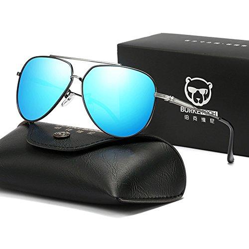 De De Sol Gafas Conducción de Polarizados sol Reflejante UV Deporte Gafas De 4 5 Hombre Anti Exclusivo HD Gafas Vidrios Color YQQ Gafas Anti q7fIxwx