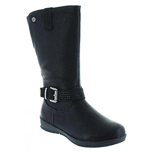 XTI Stivali per Donna e Bambina 53855 C Negro