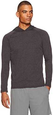Men's Performance Hooded Shirt