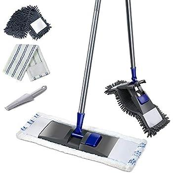 Amazon Com 4 Pcs Replacement Pad For Flat Mop Mops Floor