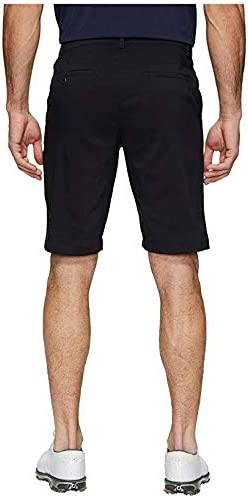 [UNDER ARMOUR(アンダーアーマー)] メンズパンツ・ショーツ等 UA Showdown Tapered Shorts Black/Steel Medium Heather/Black W: 81cm 11 [並行輸入品]
