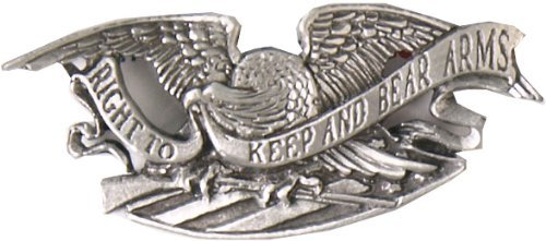 RIGHT TO KEEP AND BEAR ARMS Eagle Flag 2