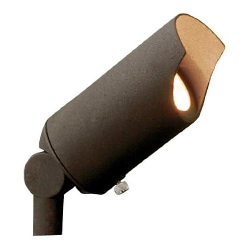 Kichler 15384AZT Accent 1-Light 12V, Textured Architectural Bronze supplier