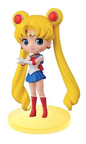 Banpresto Sailor Moon 2.8-Inch Sailor Moon Figure, Q Posket Petit Volume 2